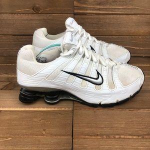 Nike Shox Turbo OH+ White/Black 7